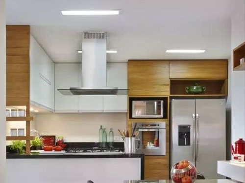 & Why do we recommend you use LED panel light as your home lighting?